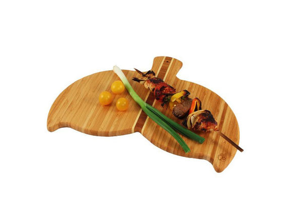Multipurpose Wooden Vegetable Chopping Board , Hardwood Chef Cutting Board